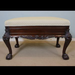 Antique Window Seat,