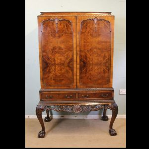 Antique Cocktail Cabinet,