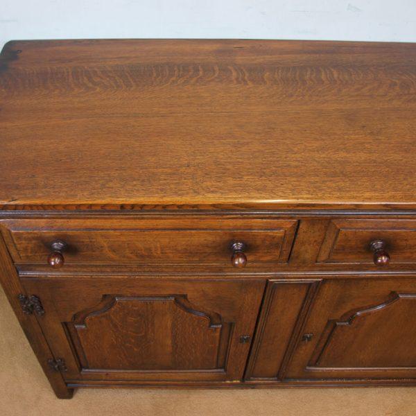 Oak Sideboard Dresser Base