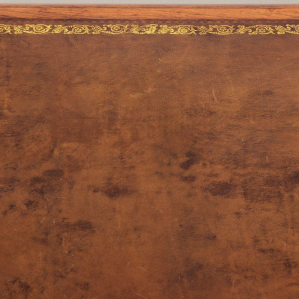 Antique Walnut Writing Table