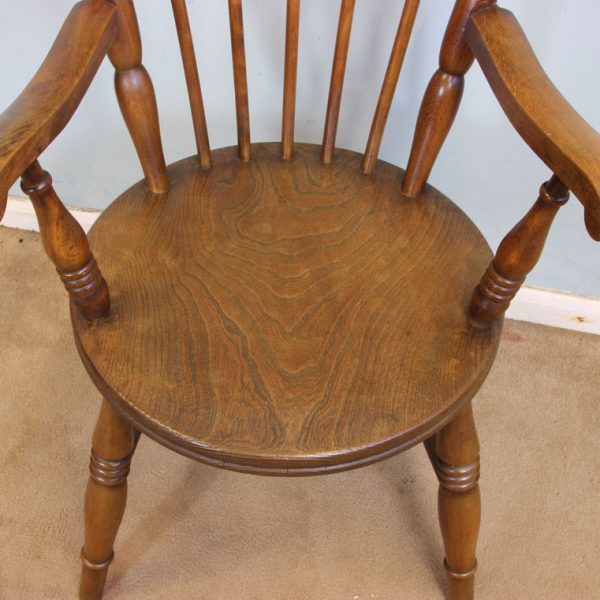 Country Windsor Kitchen Armchair